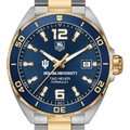 Indiana Men's TAG Heuer Two-Tone Formula 1 with Blue Dial & Bezel - Image 1