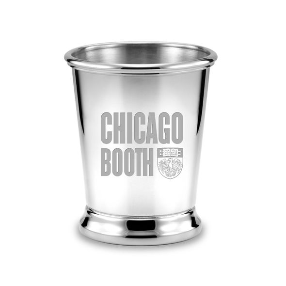 Chicago Booth Pewter Julep Cup - Image 1