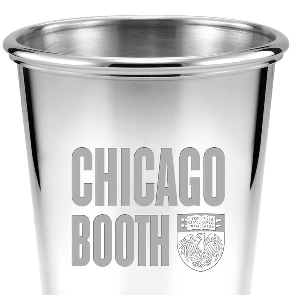 Chicago Booth Pewter Julep Cup - Image 2