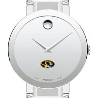 University of Missouri Men's Movado Sapphire Museum with Bracelet