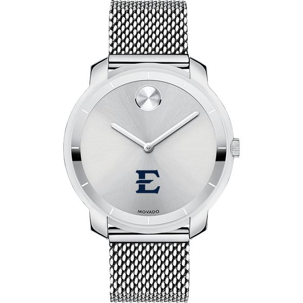 East Tennessee State University Women's Movado Stainless Bold 36 - Image 2