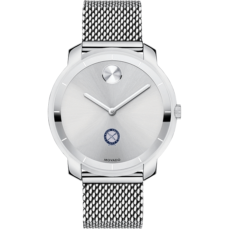 US Naval Institute Women's Movado Stainless Bold 36 - Image 2