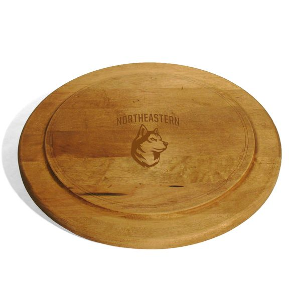 Northeastern Round Bread Server - Image 1