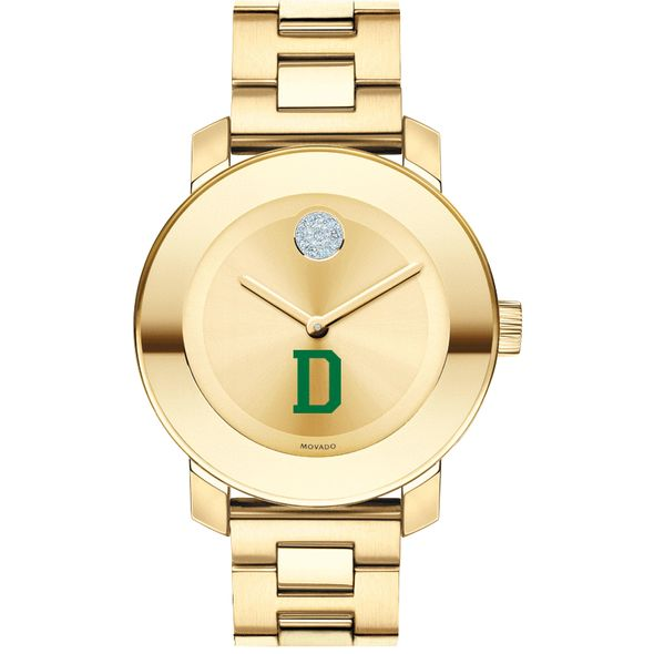 Dartmouth College Women's Movado Gold Bold - Image 2