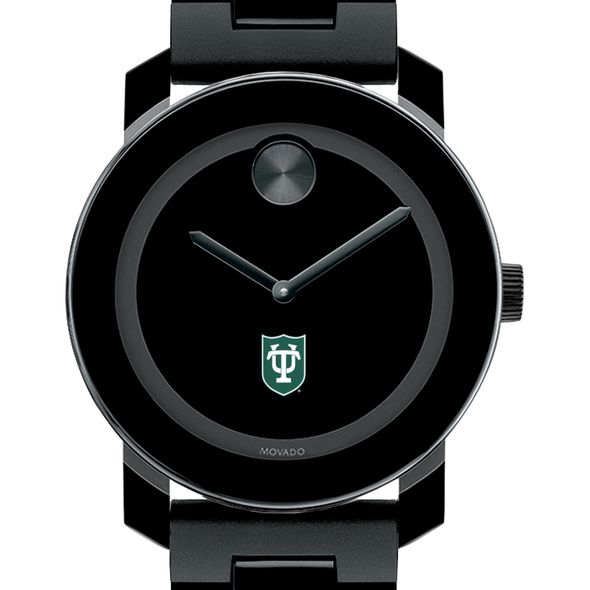 Tulane University Men's Movado BOLD with Bracelet