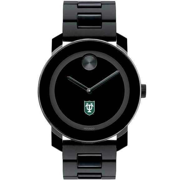 Tulane University Men's Movado BOLD with Bracelet - Image 2