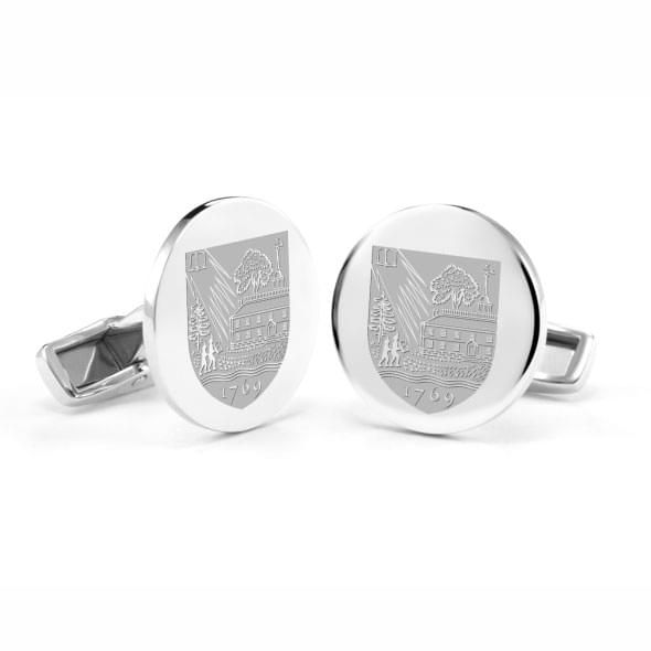 Dartmouth College Cufflinks in Sterling Silver - Image 1
