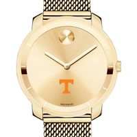 University of Tennessee Women's Movado Gold Bold 36