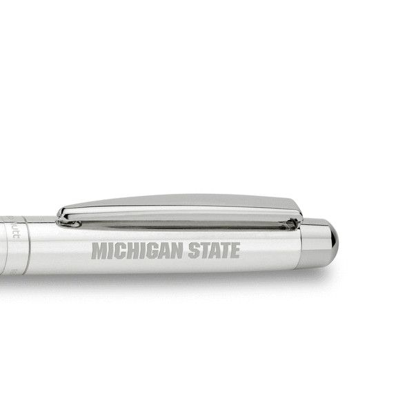 Michigan State University Pen in Sterling Silver - Image 2