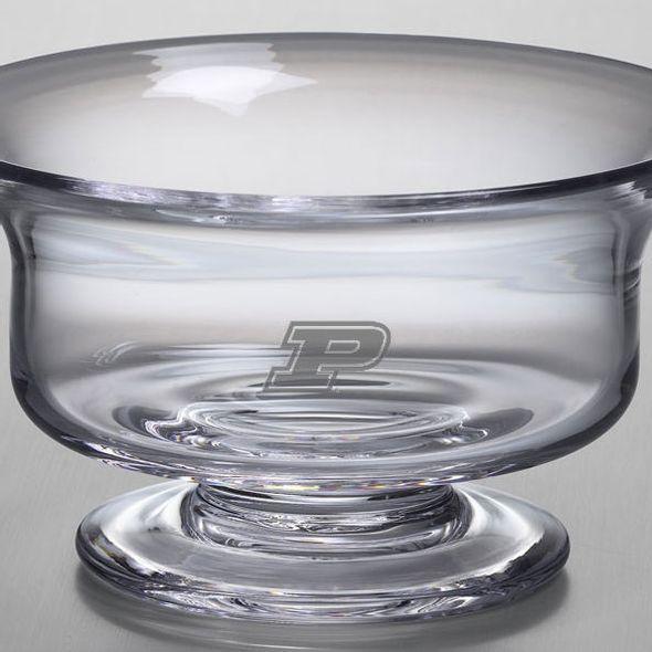 Purdue University Small Revere Celebration Bowl by Simon Pearce - Image 2