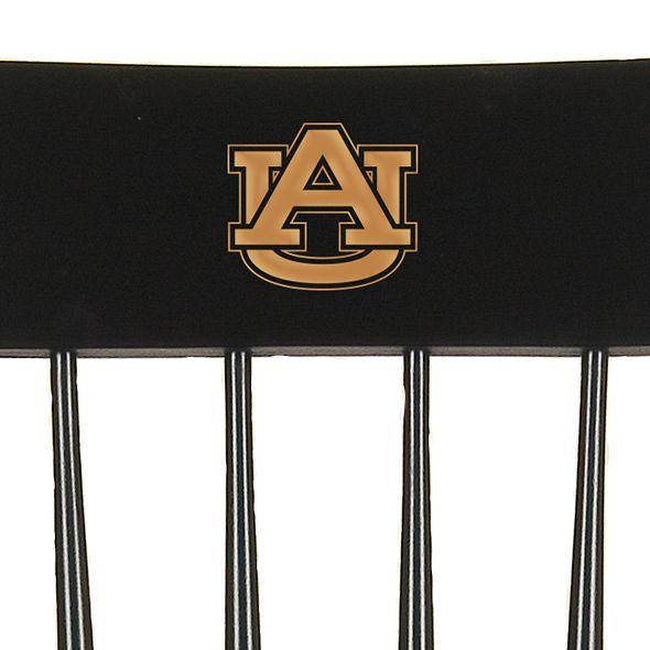 Auburn University Captain's Chair by Hitchcock - Image 2