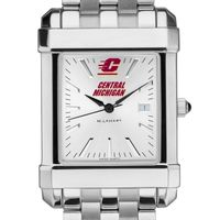 Central Michigan Men's Collegiate Watch w/ Bracelet