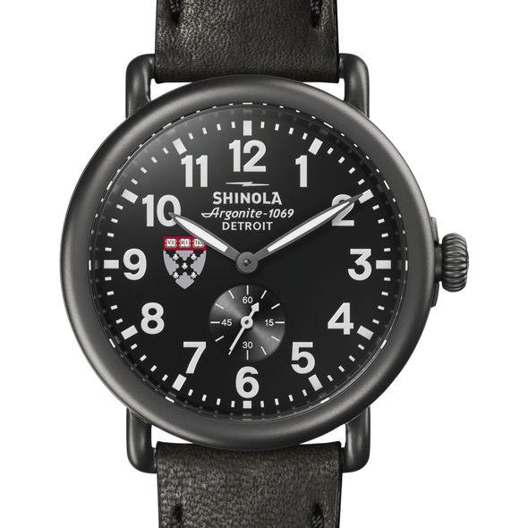 HBS Shinola Watch, The Runwell 41mm Black Dial