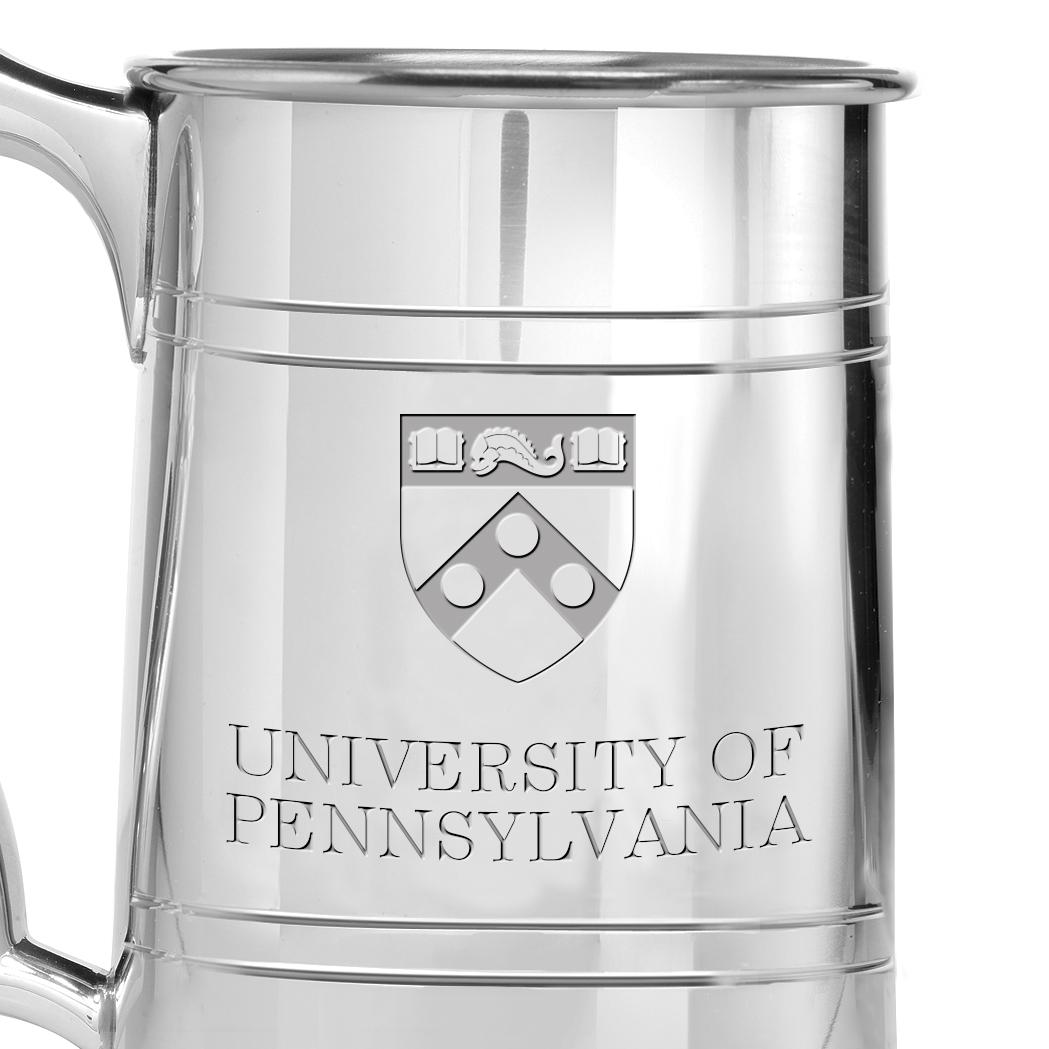 Penn Pewter Stein - Image 2