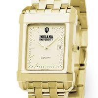 Indiana University Men's Gold Quad with Bracelet