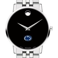 Penn State Men's Movado Museum with Bracelet