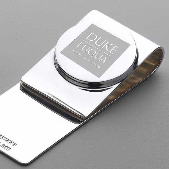 Duke Fuqua Sterling Silver Money Clip - Image 2