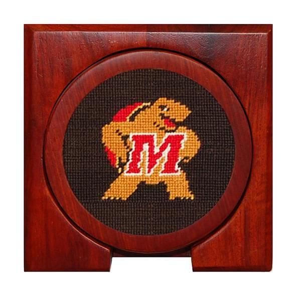 Maryland Needlepoint Coasters - Image 2