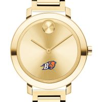 Bucknell University Women's Movado Gold Bold 34