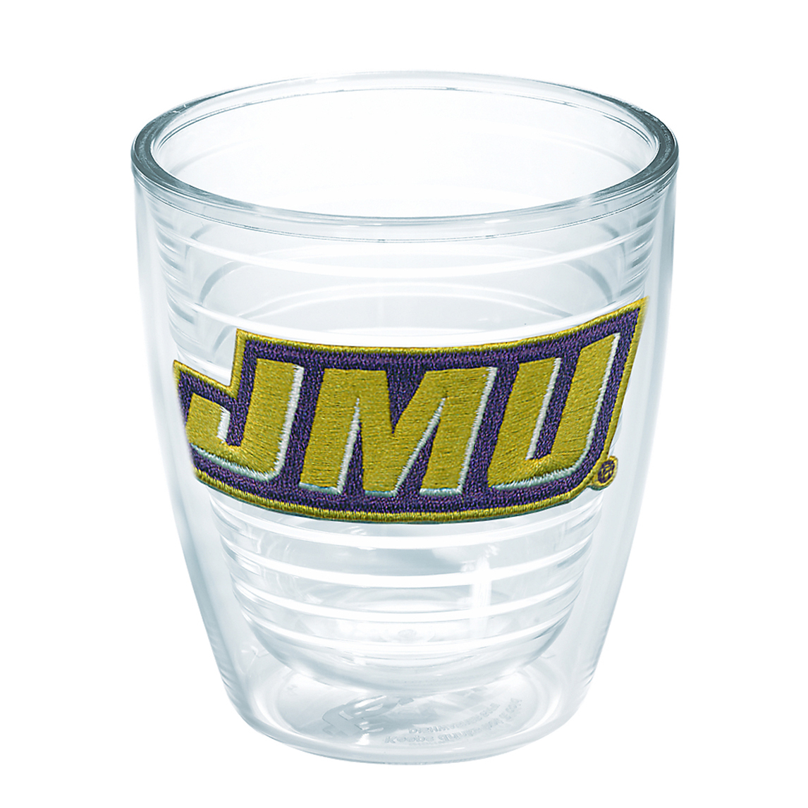 James Madison 12 oz. Tervis Tumblers - Set of 4