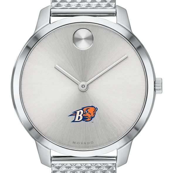 Bucknell University Women's Movado Stainless Bold 35