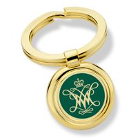 College of William & Mary Enamel Key Ring