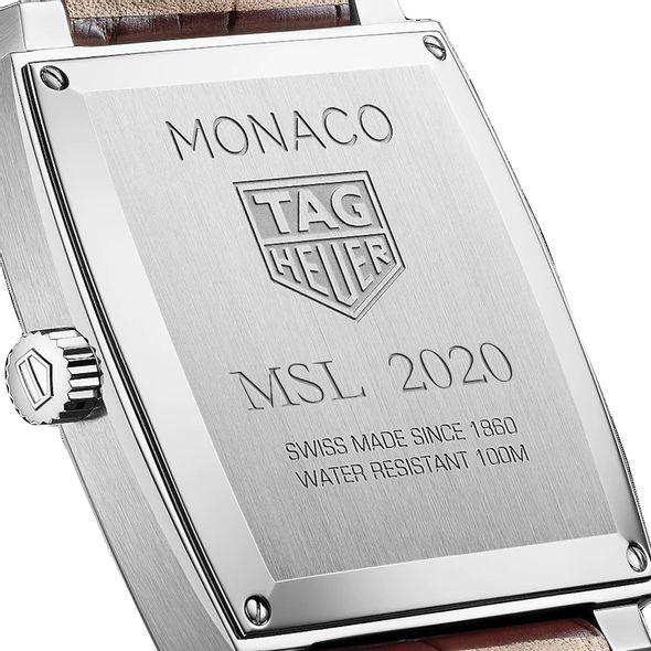 UNC Kenan-Flagler TAG Heuer Monaco with Quartz Movement for Men - Image 3