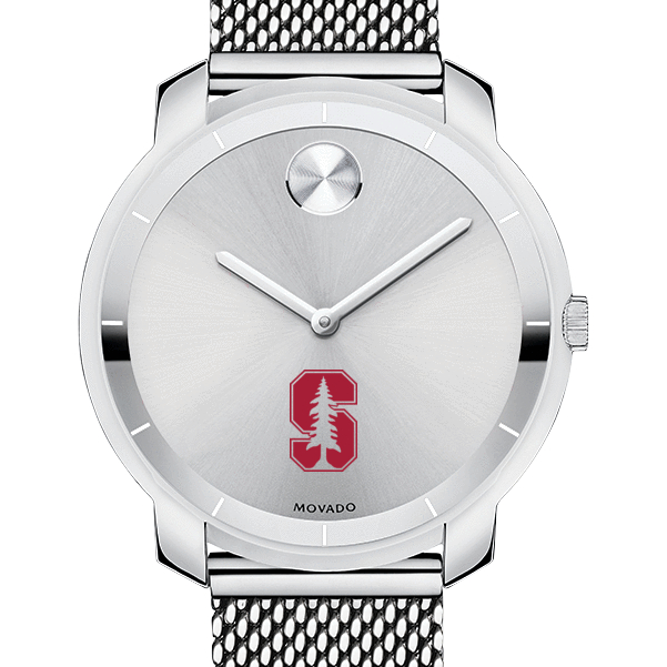 Stanford University Women's Movado Stainless Bold 36