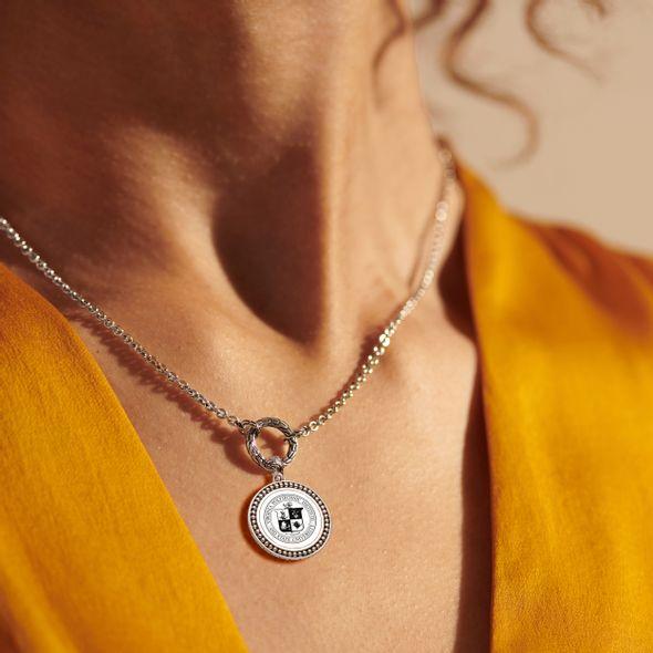 Virginia Tech Amulet Necklace by John Hardy - Image 1