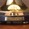 Florida State University Lamp in Brass & Marble - Image 3