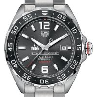 Seton Hall Men's TAG Heuer Formula 1 with Anthracite Dial & Bezel