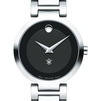 College of William & Mary Women's Movado Museum with Steel Bracelet