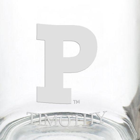 Princeton University 13 oz Glass Coffee Mug - Image 3