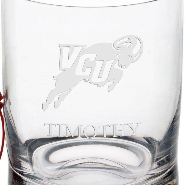 Virginia Commonwealth University Tumbler Glasses - Set of 2 - Image 3