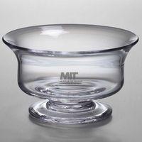 MIT Sloan Simon Pearce Glass Revere Bowl Med