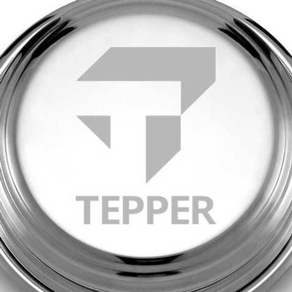 Tepper Pewter Paperweight - Image 2