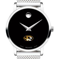 University of Missouri Women's Movado Museum with Mesh Bracelet