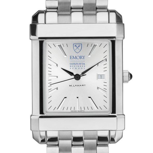 Emory Goizueta Men's Collegiate Watch w/ Bracelet