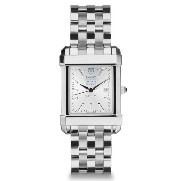 Emory Goizueta Men's Collegiate Watch w/ Bracelet - Image 2