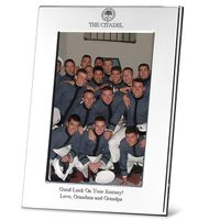 Citadel Polished Pewter 4x6 Picture Frame