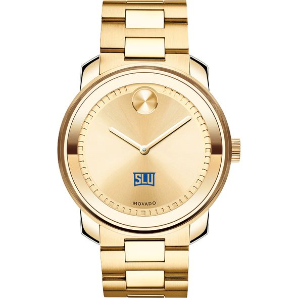 Saint Louis University Men's Movado Gold Bold - Image 2