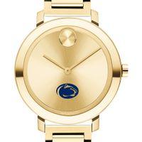 Penn State University Women's Movado Gold Bold 34