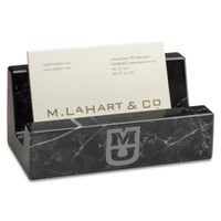 Missouri Marble Business Card Holder