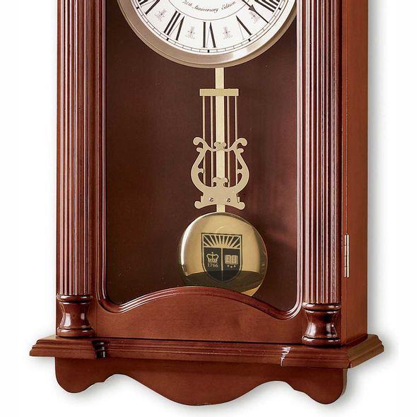 Rutgers University Howard Miller Wall Clock - Image 2