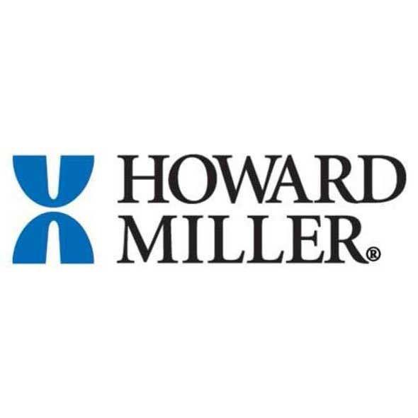 Rutgers University Howard Miller Wall Clock - Image 3
