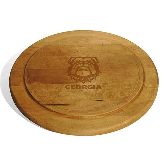 Georgia Round Bread Server - Image 1