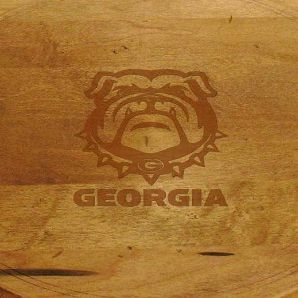 Georgia Round Bread Server - Image 2