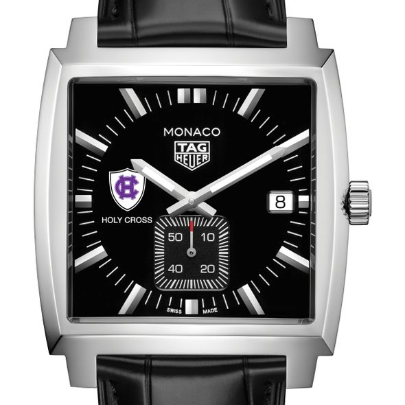 Holy Cross TAG Heuer Monaco with Quartz Movement for Men