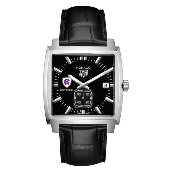 Holy Cross TAG Heuer Monaco with Quartz Movement for Men - Image 2
