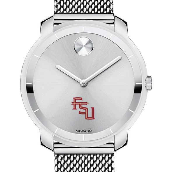 Florida State University Women's Movado Stainless Bold 36